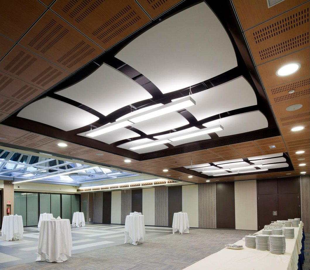 Ceiling Panels: Optima Ceiling Panels