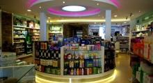 Circular shop display 3