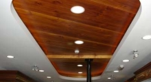 Saddlery Shop Ceiling Detail 1