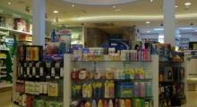 Circular shop display 2
