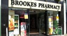 Shop Front Brooks Pharmacy