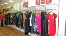 Clothing Rail 1
