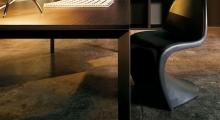 Diamond Executive Veneer Desk