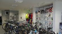 Bike Display Area 1