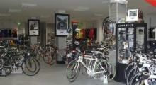 Bike Display Area 3