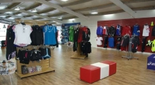 Clothing Display Area 1
