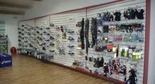 Shoe Display Area 1