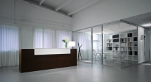 Factory  Reception Desk 04A