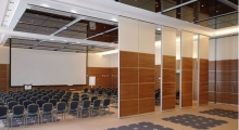 Conference Folding Partition
