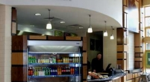 Cafe Counter and Display Area 1