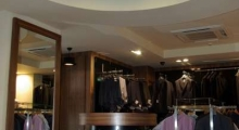 Shop Ceiling Detail 1