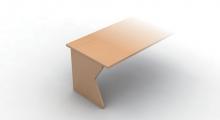 Kompas Desk Leg Type 6