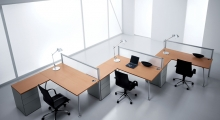 Kompas Desk Rec Type