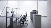 Kompas Desk Wave with Screens