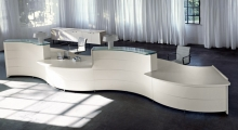 Reception Desk LUNA 1