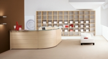 Reception Desk LUNA 6