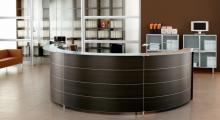 Reception Desk LUNA 9