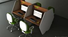 Mac Call Centre Desking