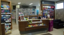 Pharmacy Dispensing Counter 1