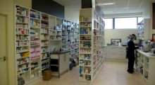 Pharmacy Dispensing and Storage