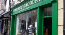 Saddlery Shop Frontage