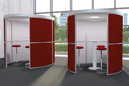 Partitioning Pod And Hub Unique Fitout Tel 021 4822656