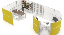 Acoustic Hub Office and Meeting Space