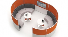 Acoustic Hub meeting space