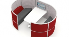 Pod Meeting Space with VDU