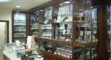 Jewellers Display Cabinet Glass
