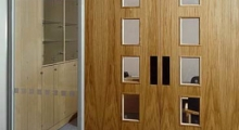 System 7000 Double Doors with VP