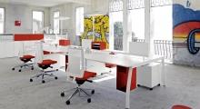 TenUp Benching Desk