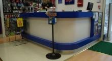 Sports Shop Cash Counter