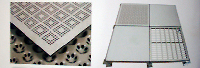 perforated Floor Tile